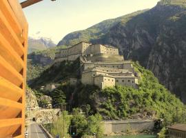 Belvedere Di Simona Cotti Piccinelli, hotel near Fortress of Bard, Bard