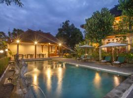 Adi Jaya Cottages Jungle Suites by EPS, hotel in Ubud