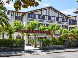 Hotel Bergeret Sport, hôtel à Hendaye