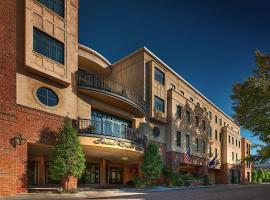 French Quarter Inn, hotel v destinaci Charleston