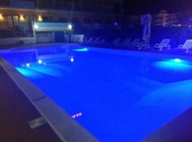 Dakar Living Hotel, отель в Васто