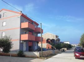 Anto, family hotel in Povljana