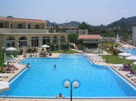 Summerland Hotel, hotel in Ialysos