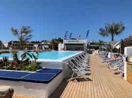 Gran Hotel Flamingo-Adults Only, отель в Льорет-де-Маре