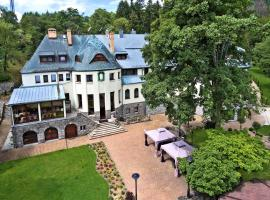 Villa Wernera Hotel & Spa – hotel w Szklarskiej Porębie