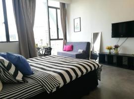 Empire Damansara Studio by Cities Homes Malaysia, apartment in Petaling Jaya