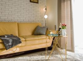 Aparthotel Koroni Home – apartament z obsługą