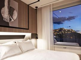 Urban Frame Hotel, hotel near Museum of Cycladic Art, Athens