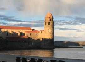 Au coeur de Collioure, pet-friendly hotel in Collioure