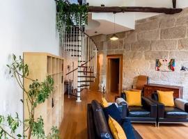 Casa/Home Fernando – apartament w Porto