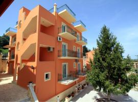 Corfu Sunflower Apartments, apartment in Benitses