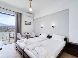 Creta Star Apartments, διαμέρισμα στην Αγία Γαλήνη