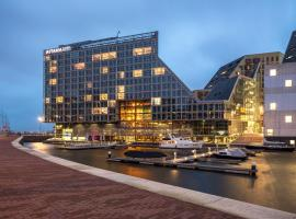 Room Mate Aitana, hôtel à Amsterdam près de: Point de vue A'DAM Lookout