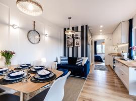 Apartament 13 Blue Marine – hotel w Rowach