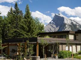 The Juniper Hotel & Bistro, hotel in Banff
