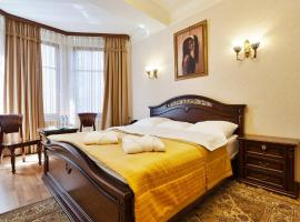 Gentalion Hotel, hotel near Belorussky Train Station, Moscow