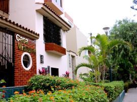 Alo Jate - Casa Vidaurre, hotel near VIlla El Salvador Station, Lima