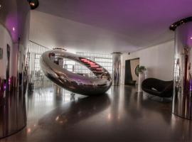 DuoMo Hotel, hotel a Rimini