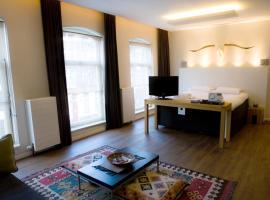 A Small Hotel, hotel dicht bij: Markthal Rotterdam, Rotterdam