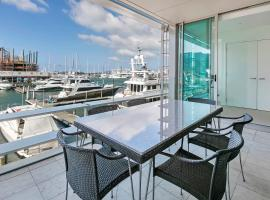 QV Enjoy Living Waterfront, hotel in Auckland