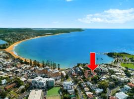 Terrigal Sails Serviced Apartments, hotel in Terrigal