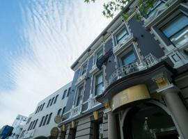 Auckland City Hotel - Hobson St, serviced apartment in Auckland