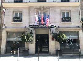 Best Western Plus Hotel Sydney Opera, hotel in Paris