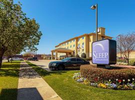Sleep Inn & Suites Tyler, hotel din apropiere   de Golden Park, Tyler