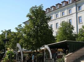 Hotel am Waldschlösschen - Gasthaus Brauerei, Hotel in Dresden