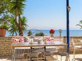 Aurora Beach Hotel, hotel di Agios Ioannis Peristeron