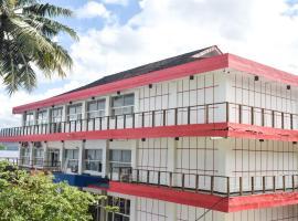 RedDoorz Plus @ Tirta Kencana Hotel, hotel di Ambon