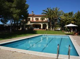 Villa Sitges Colibri a 12 min Sitges. Renovada 2019, hotel a Vilanova i la Geltrú