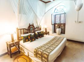 The Swahili House, hotel in Zanzibar City