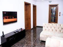 24/7 Luxury Apartment, apartment in Lagos