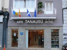 Hotel Tanausu, hotel en Santa Cruz de Tenerife
