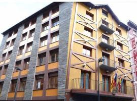 Hotel Sant Jordi, hotel in Andorra la Vella