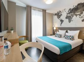 Appart'City Confort Le Bourget - Aéroport, hotel near Paris - Le Bourget Airport, Le Bourget