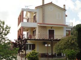 Villa Elpida, hotel near Historical Houses, Svoronata