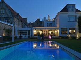 B&B Casa Romantico, boutique hotel in Bruges