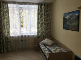 Отель Ель, отель в Альметьевске