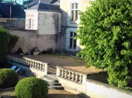 Gite de la petite masse, pet-friendly hotel in Amboise