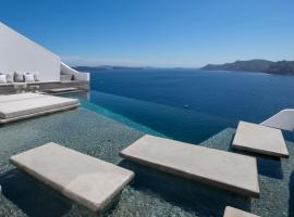 Echoes Luxury Suites, hotel in Oia