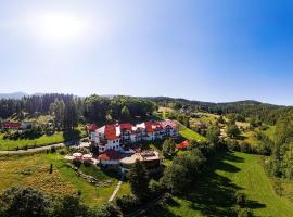Dziki Potok Konferencje Grill & Prestige SPA, отель в Карпаче