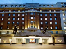 Hard Rock Hotel London, hotel in Marylebone, London