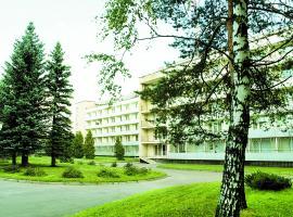 Дом отдыха Подмосковье Минобороны России, hotel in Troitskoye