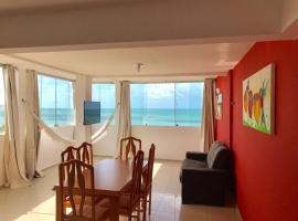 Apartamentos em Ponta Negra (Natal-RN) com vista para o mar, apartment in Natal