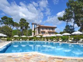 Hotel Villa Elsa, hotel a Marina di Massa