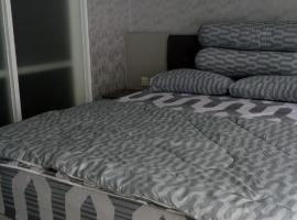Gateway Pasteur Apartment, Bandung (1 bedroom, 31msq), hotel with pools in Bandung