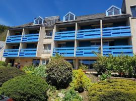 Casteltinet, hôtel à Thiézac
