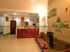 Hotel Aloe Uka, hotel in Iquitos